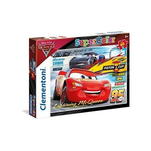 Clementoni Cars 3 60 Teile Puzzle Clementoni-26973