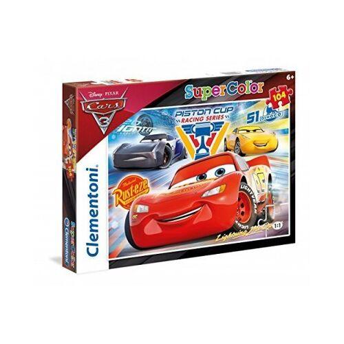 Clementoni Cars 3 104 Teile Puzzle Clementoni-27072