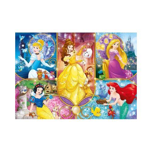 Clementoni Brilliant Puzzle - Disney Princess 104 Teile Puzzle Clementoni-20140