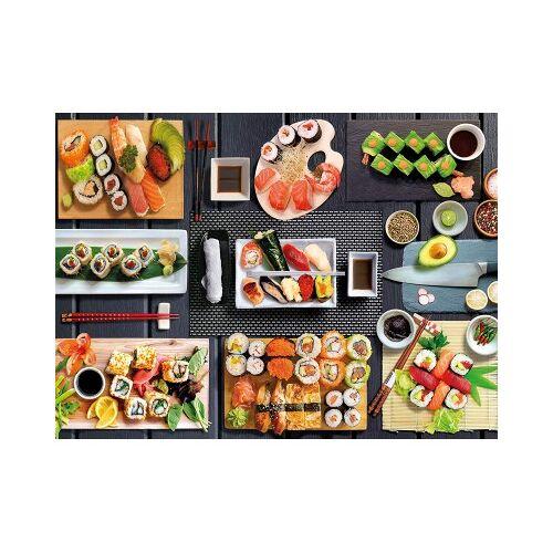 Clementoni Sushi 500 Teile Puzzle Clementoni-35064
