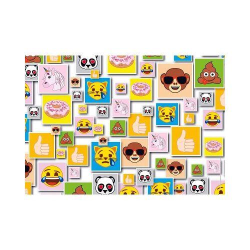 Clementoni Emoji Supercolor Puzzle 104 Teile Puzzle Clementoni-27285