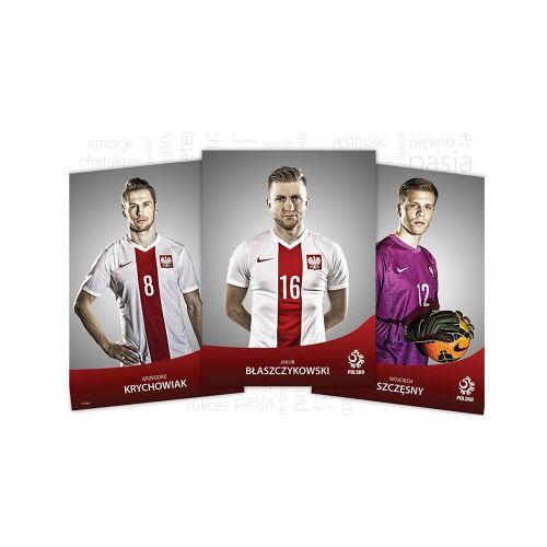 Trefl Polnische Fußballer 100 Teile Puzzle Trefl-16254