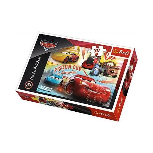 Trefl Cars 30 Teile Puzzle Trefl-18233