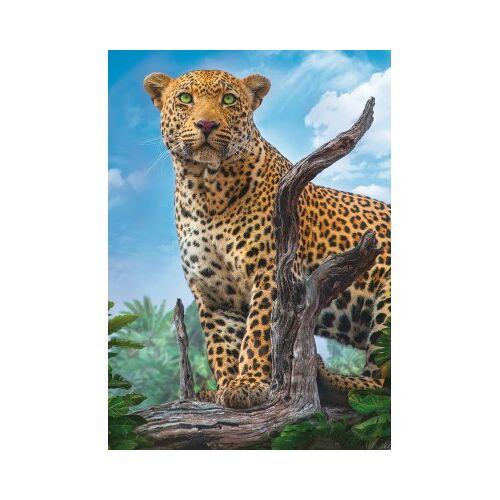 Trefl Leopard 500 Teile Puzzle Trefl-37332