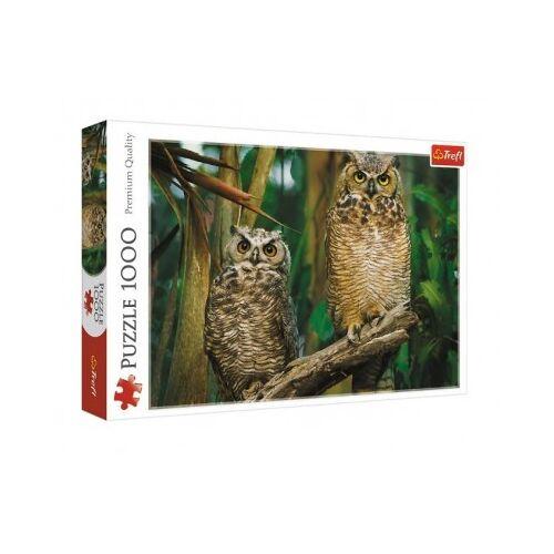 Trefl Eulen 1000 Teile Puzzle Trefl-10603