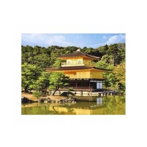Pintoo Puzzle aus Kunststoff - A Temple in Kyoto, Japan 500 Teile Puzzle Pintoo-H1532