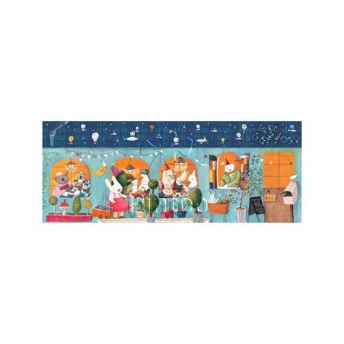Pintoo Puzzle aus Kunststoff - Nan Jun - Bear Coffee 1000 Teile Puzzle Pintoo-H1787