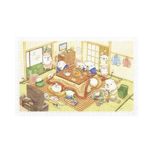 Pintoo ??? - Kotatsu 1000 Teile Puzzle Pintoo-H2222