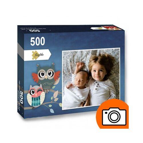 Planet'Puzzles - Puzzles Photo 500 Teile Fotopuzzle 500 Teile Puzzle PP-Photo-500
