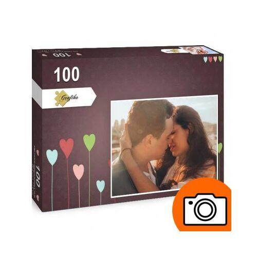 Planet'Puzzles - Puzzles Photo 100 Teile Fotopuzzle 100 Teile Puzzle PP-Photo-100