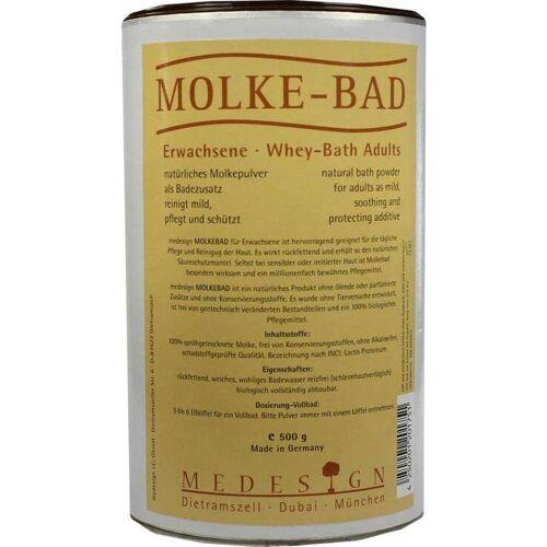 Molke Bad Pulver