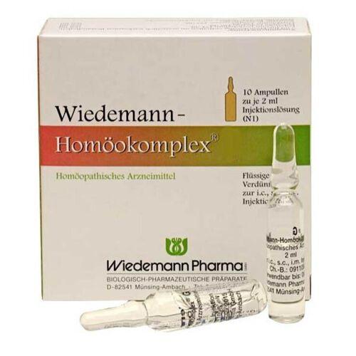 Wiedemann Pharma Wiedemann Homöokomplex A Ampullen