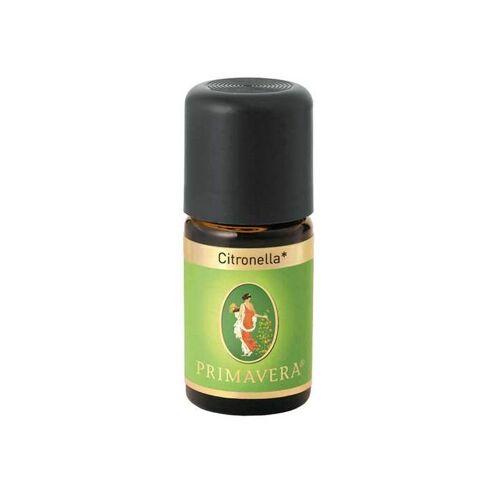 Primavera Citronella Öl ätherisch bio