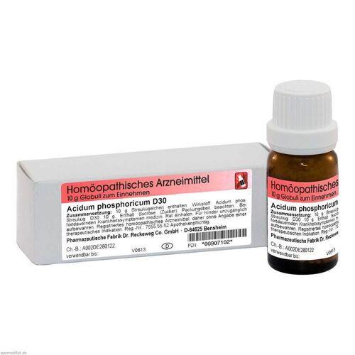 Acidum phosphoricum D 30 Globuli