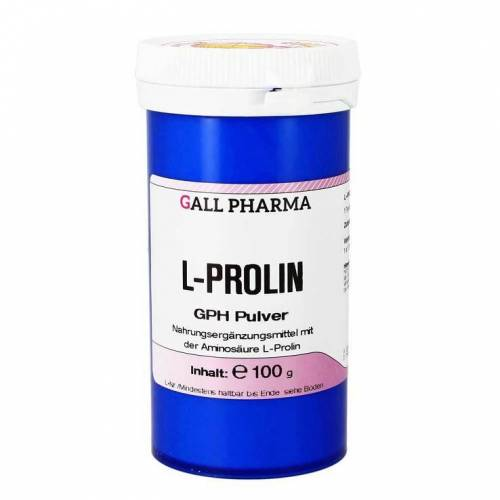 Hecht Pharma L-Prolin Pulver