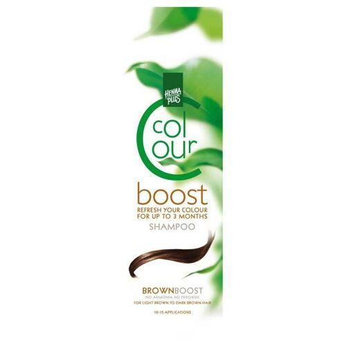 Hennaplus Colour Shampoo Boost Brown