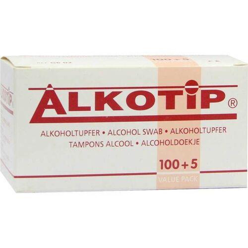 Alkoholtupfer Alkotip