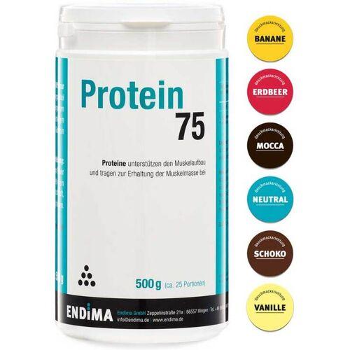 Protein 75 Neutral Pulver