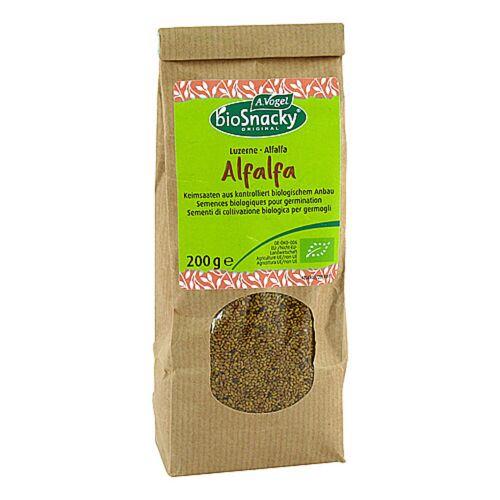 Biosnacky Sprossensamen Alfalfa
