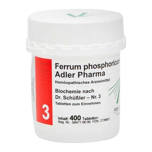 Adler Biochemie Adler 3 Ferrum pho