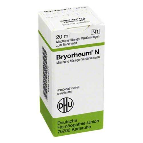DHU Bryorheum N Liquidum