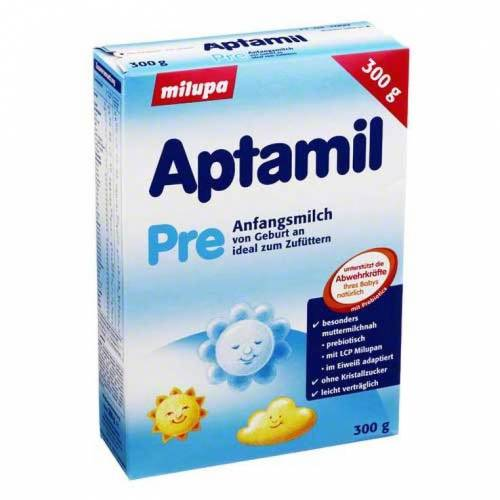 Aptamil Milupa Aptamil Pre Pulver