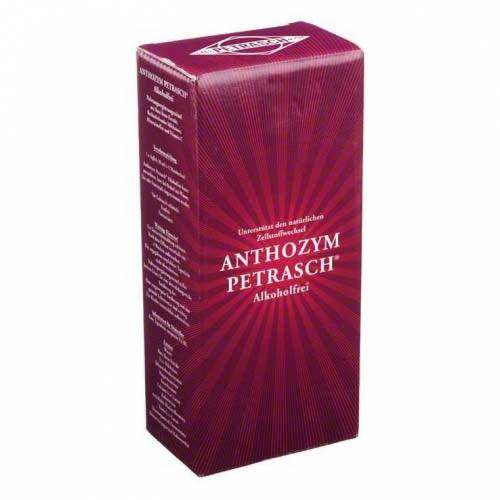 Anthozym Petrasch alkoholfrei Saft