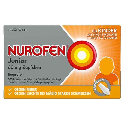 Nurofen Junior 60 mg Zäpfchen