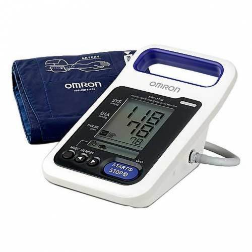 Omron Hbp-1300-E Oberarm Blutdruckmessgerät