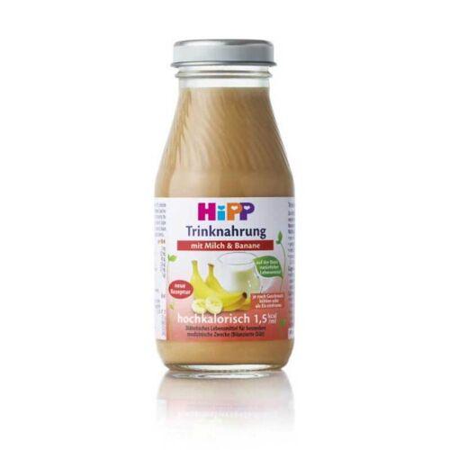 Hipp Trinknahrung Milch mit Banane hochkalorisch
