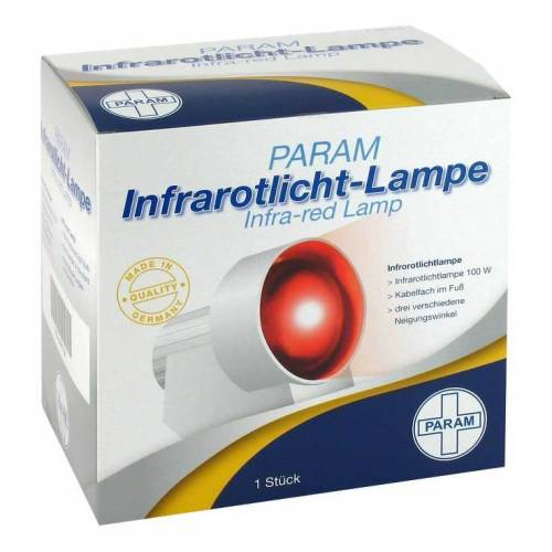 Param Rotlichtlampe