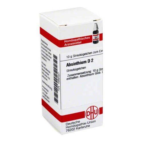 DHU Absinthium D 2 Globuli