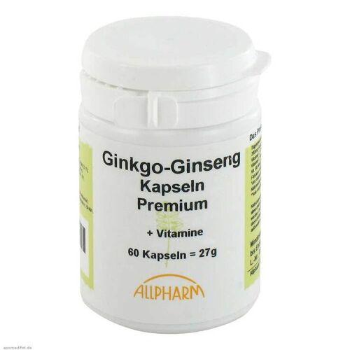 Ginkgo + Ginseng Premium Kapseln