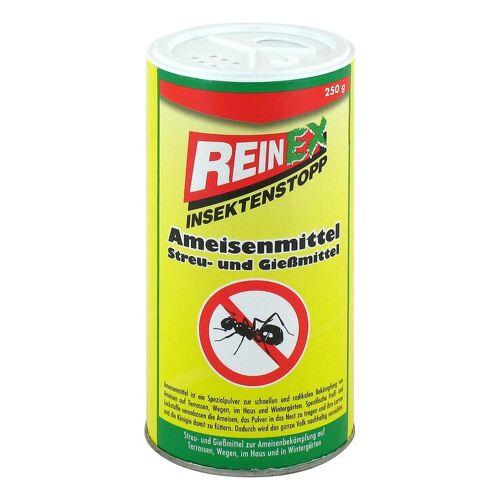 Ameisenmittel Reinex streuen / gießen Pulver