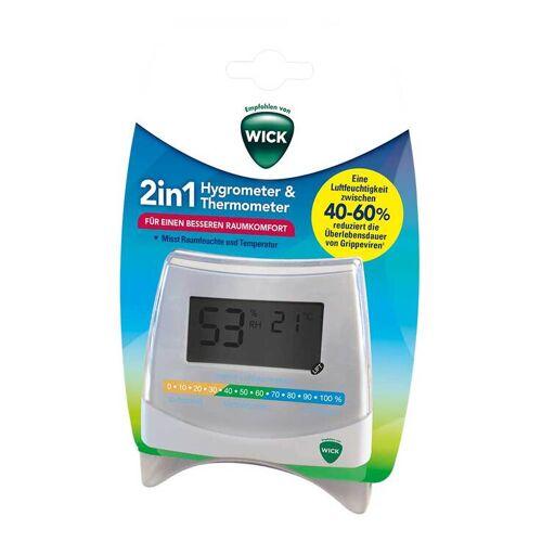WICK Hygrometer und Thermometer W70DA