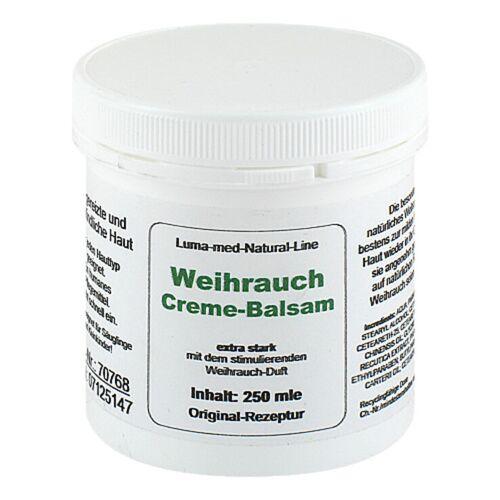 Weihrauch Creme Balsam