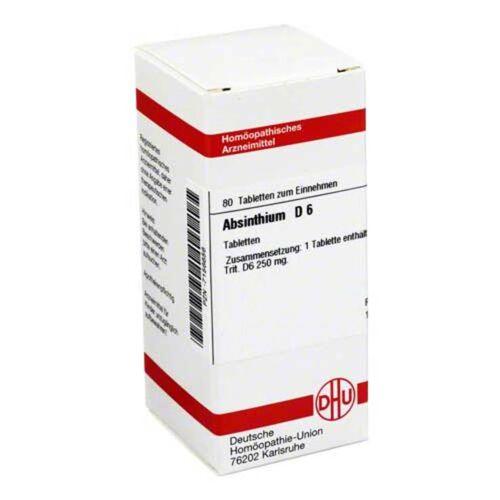 DHU Absinthium D 6 Tabletten