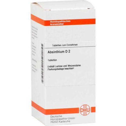 DHU Absinthium D 2 Tabletten