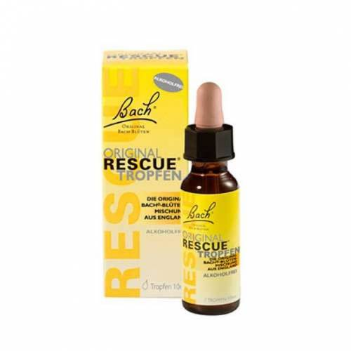 Rescue Bach Original Rescue Tropfen alkoholfrei