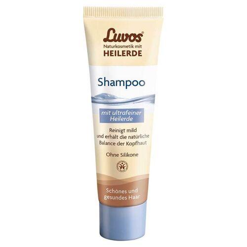 Luvos Naturkosmetik mit Heilerde Haarshampoo
