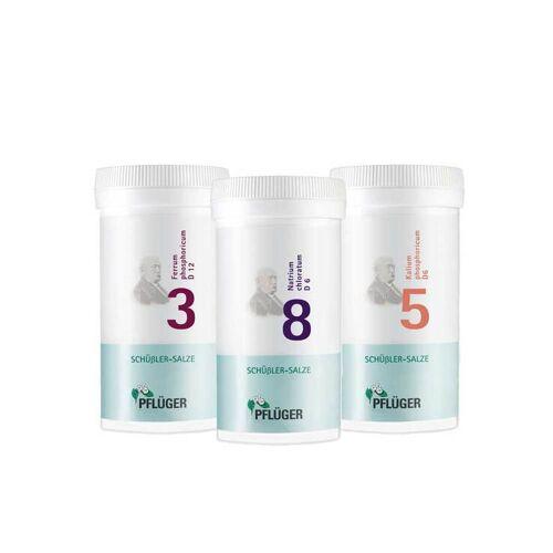 Pflüger Kombination Salz 3, 8 und 5