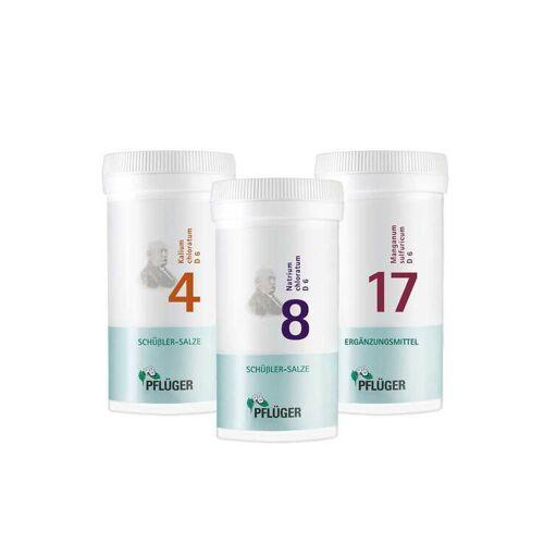 Pflüger Kombination Salz 4, 8 und 17