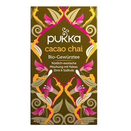 Pukka Cacao Chai Tee