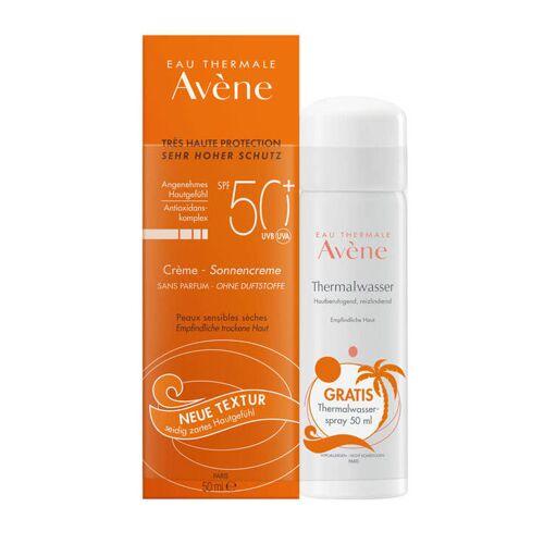 Avene Sonnencreme SPF 50 + Set