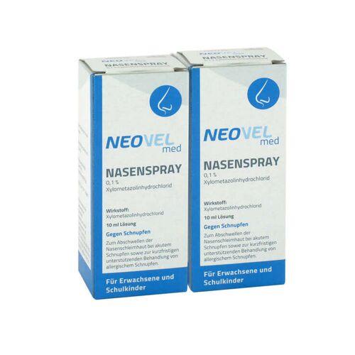 Neovel med Nasenspray 0,1%