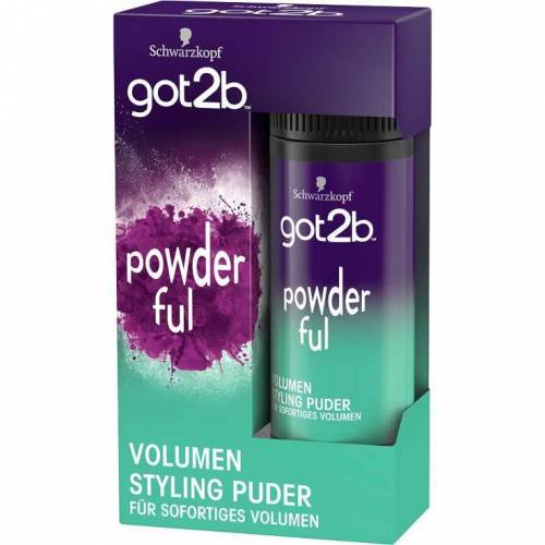 GOT2B Volumen Styling Puder