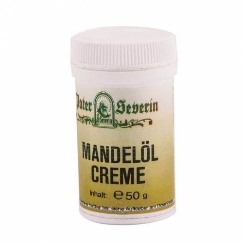 Hecht Pharma Mandelöl Creme