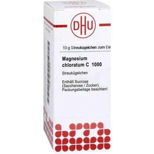 DHU Magnesium Chlorat C 1000 Globuli