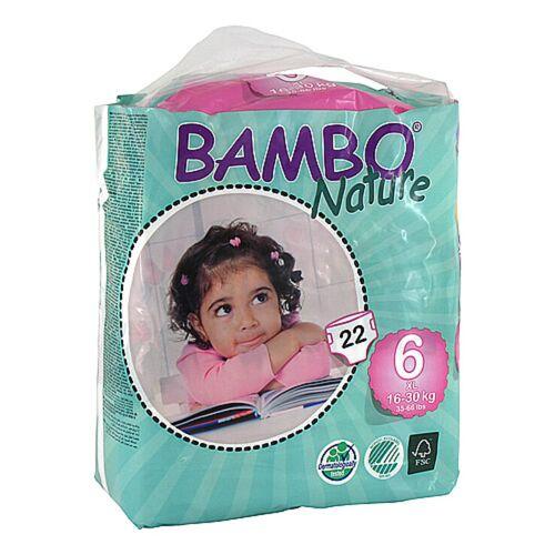 Bambo Nature XL Babywindel 16 - 30 kg