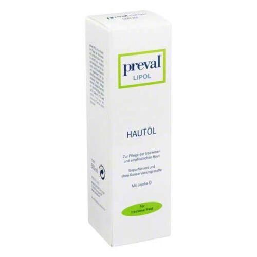 Preval Lipol Rückfettendes Hautöl